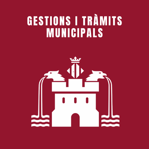 GESTIONS I TRÀMITS MUNICIPALS